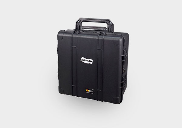 DP20 with M600 : Drone : Doosan Mobility Innovation